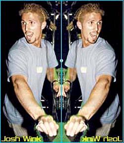 Josh Wink uno dei piu' grandi dj produttori degli ultimi 30 anni di musica house e techno