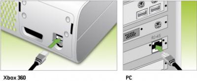 Connessione Xbox pc