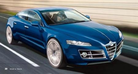 Alfa Romeo 169 ed accordo Fiat-GM