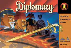 Diplomacy il gioco strategico