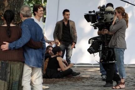 Eat, Pray, Love: set blindati a Roma per il nuovo film di Julia Roberts