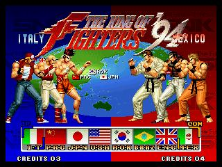 In arrivo il film su King of Fighters