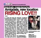 Rising Love – discoteca