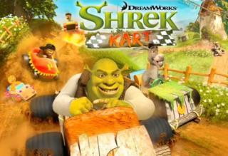 Shrek Kart per iPhone approda su AppStore