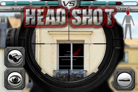 Sniper vs Sniper approda sull'AppStore