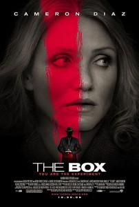 The Box, Richard Kelly e Cameron Diaz