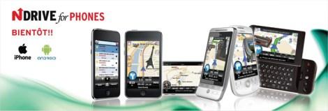 Ndrive Italy: update del navigatore per iPhone