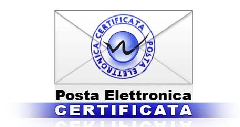 Mail di posta certificata informazioni