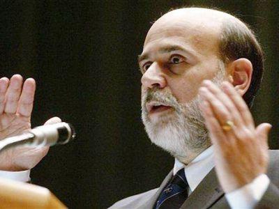 Ben Bernanke uomo dell'anno