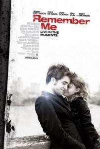 remember me live in the moments locandina poster cinema film robert pattinson