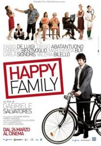 happy family locandina film cinema poster