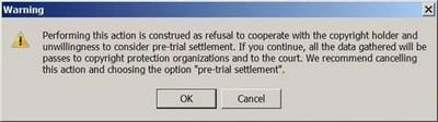 Warning: grosso rischio truffa e malware per gli utenti BitTorrent