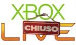 XBox live chiude