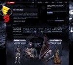 Presentato il nuovo sito ufficiale Konami E3
