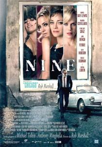 Novità in Dvd: Nine