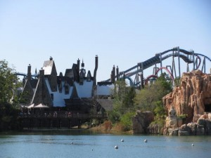 Questo weekend apre il parco a tema di Harry Potter