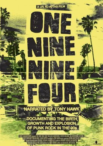 1994 One Nine Nine Four: il documentario sul punk rock californiano