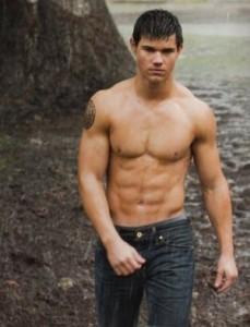 Altro che Robert Pattinson, la vera star è Taylor Lautner