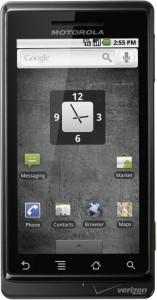 Motorola: tablets Android con TV in autunno