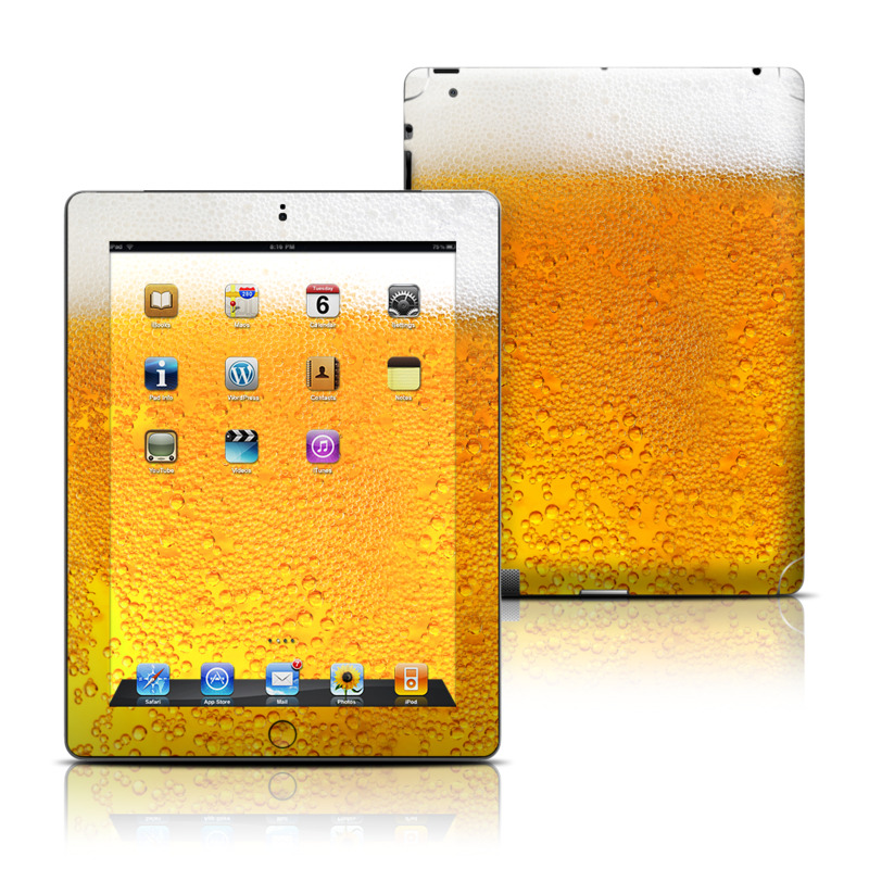 ipad cover skin birra