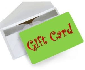 Gift Card come regalo