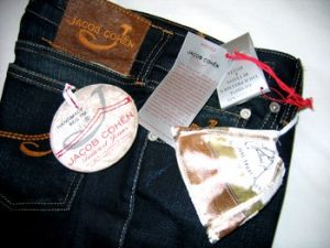 Luxury Jeans by Jacob Cohen