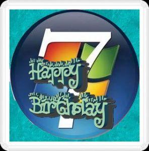 Windows 7 compie un anno