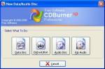CDBurnerXP per masterizzare CD e DVD in azienda anche a scopo commerciale