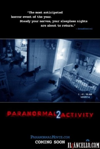 Paranormal Activity 2: una serie horror molto normale
