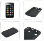 Custodia in silicone per Samsung Galaxy S