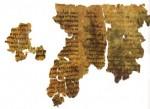Rotoli del Mar Morto sul Vecchio e Nuovo testamento