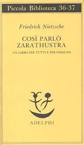 Così parlo' Zarathustra