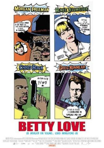 Betty Love con Morgan Freeman: stasera in tv