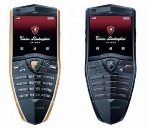 Cellulare di lusso targato Tonino Lamborghini