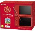 Dsi XL Rossa Limited Edition per Mario Bros