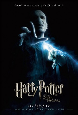 Harry Potter in tv: Harry Potter e L'Ordine della Fenice