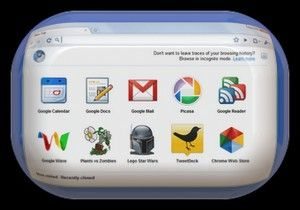 Google lancia il Chrome Web Store