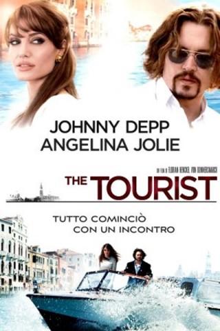 the tourist locandina film poster