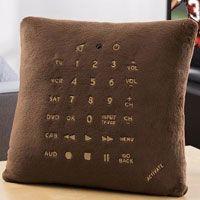 Pillow Remote Control: il cuscino-telecomando