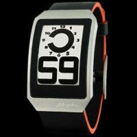 Phosphor Digital Hour DH-02: l'orologio ad inchiostro