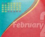 Calendario sfondo desktop: Febbraio 2011