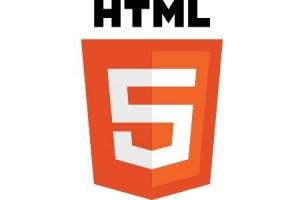 Logo ufficiale HTML 5
