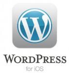WordPress per iPhone