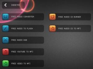 convertire_mp3_audio_interfaccia_menu