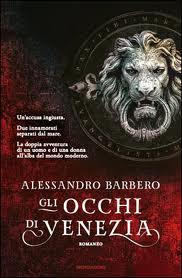 Gli occhi di Venezia - romanzo storico