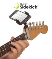 Guitar Sidekick supporto Iphone per chitarra