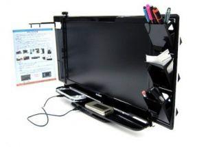 Hub station per monitor LCD