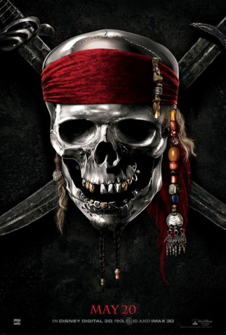Pirati Dei Caraibi 4: spot tv per il Super Bowl 2011