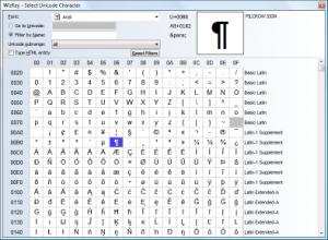 WizKey rende semplice l'uso dei caratteri speciali