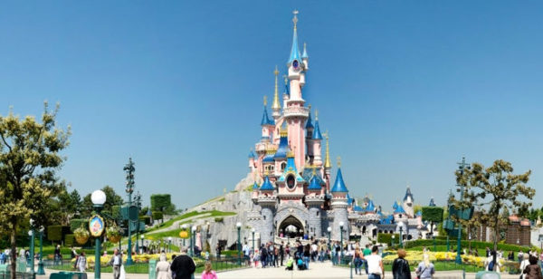 Lavorare a Parigi con Disneyland